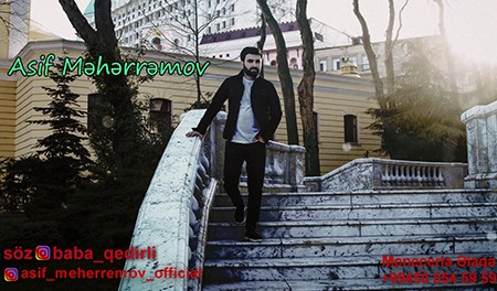 دانلود آهنگ آذربایجانی جدید Besdir Besdir از Asif Meherremov